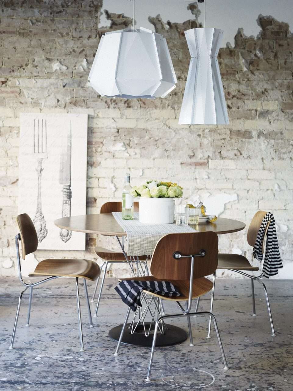 Eames Dining Table -006