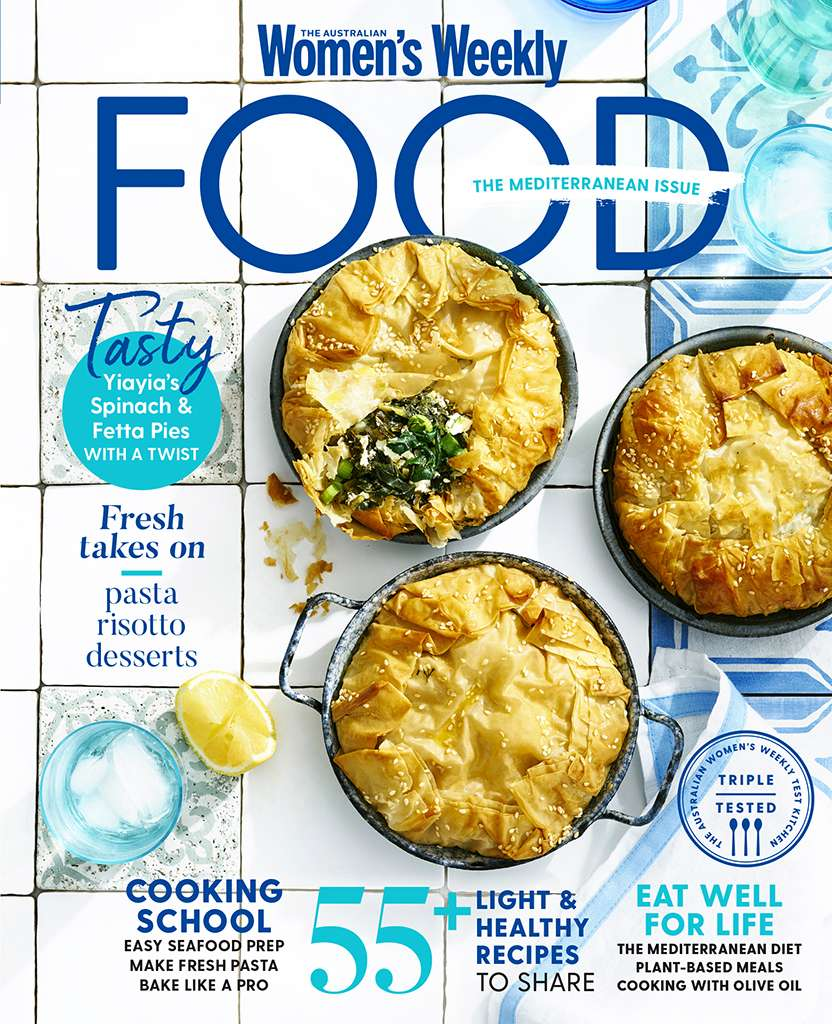 AWW FOOD ISSUE 53 SEPT COVER