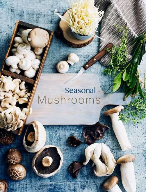 Seasonal Mushrooms